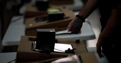 Panameños acuden a las urnas puntualmente a renovar sus autoridades
