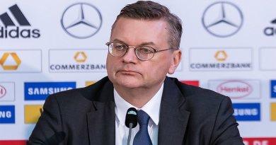 Dimite presidente de Federación Alemana por recibir pagos indebidos