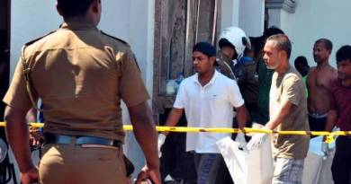 Al menos 207 los muertos tras ocho explosiones en Sri Lanka
