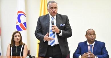 La dirigencia de Santiago plantea problemáticas de la zona al COD