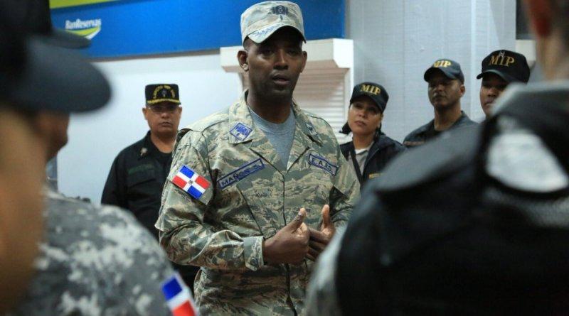 Internal y Policía incauta municiones en una armería de Sosúa