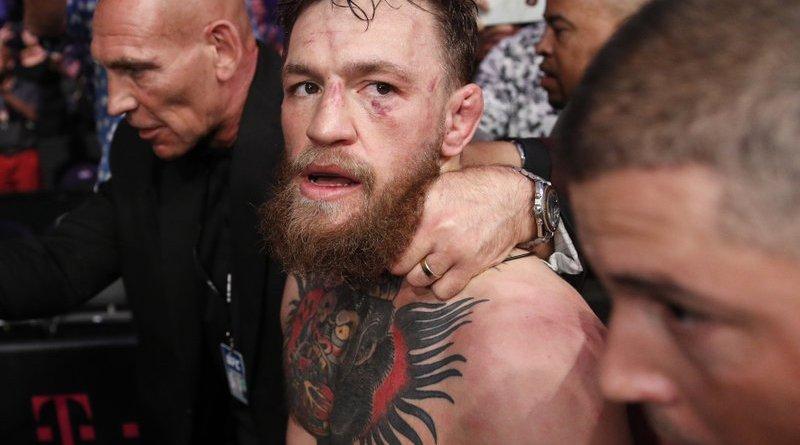 Conor McGregor anuncia su retiro de las artes marciales mixtas