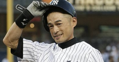 Ichiro Suzuki anuncia su retiro de Grandes Ligas