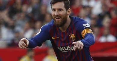 Lionel Messi lidera triunfo del Barcelona con el triplete número 50 de su carrera