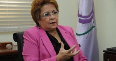 Alejandrina Germán: ¨Estados Unidos no tiene derecho a mandar en otro país ¨. Aboga por un PLD unido