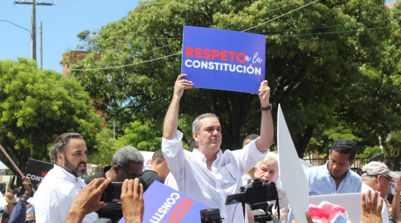 Abinader dice que no permitirá un nuevo Pedro Santana, y menos un Trujillo en RD