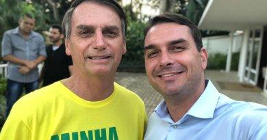 Hijo de Bolsonaro: filtración de escuchas parece ingeniada contra el Gobierno