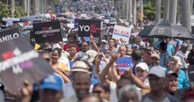 PRM marchará como partido contra la reforma constitucional este domingo 21 de julio
