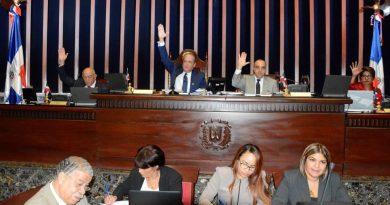 Senado comienza a sesionar sin tener en agenda la reforma a la Constitución de la República