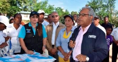 Ministro de Salud Pública insiste solamente hay tres muertes por dengue