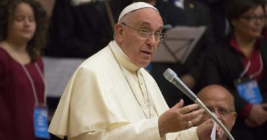 El papa Francisco alienta las negociaciones en Nicaragua