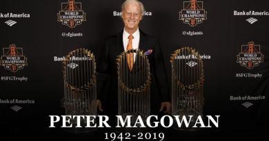 Fallece ex propietario de los Gigantes de San Francisco Peter A. Magowan