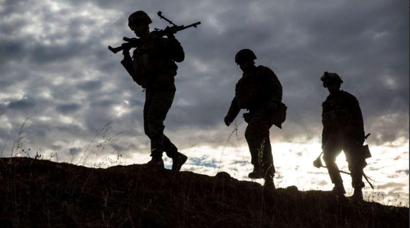 EE.UU. enviará 2.100 militares más a la frontera con México