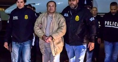 El Chapo ya ha sido trasladado de la cárcel de Nueva York, según su defensa