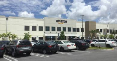 Amazon abre centro en Miami: tiene 15 millones de productos y paga $15 la hora si no eres robotic