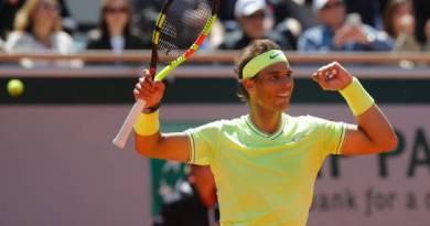 Nadal y Naomi Osaka debutan hoy en US Open de Tenis