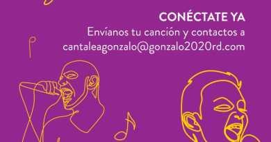 """CASTILLO FOMENTA NUEVAS IDEAS Y CREATIVIDAD DE LOS JOVENES A TRAVES """"CÁNTALE A GONZALO"""""""