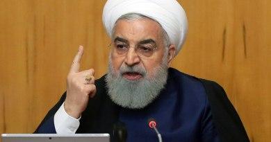 Rohaní rechaza mantener cualquier tipo de negociación bilateral con EE.UU.