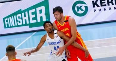 Equipo definitivo RD se anunciará cerca del inicio del Mundial Basket