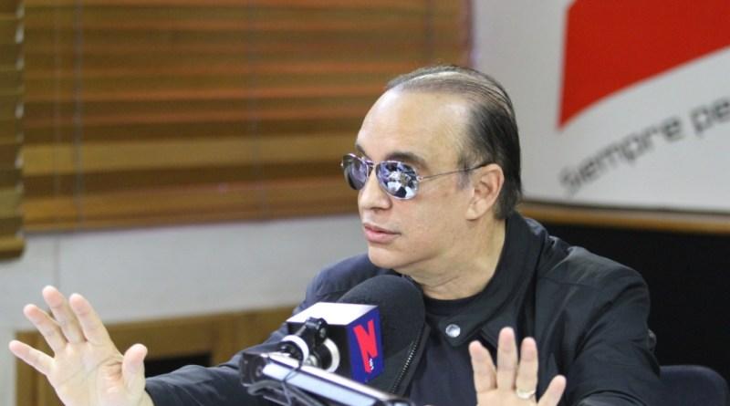"""Quique Antún dice en """"próximos días"""" decidirá si será o no candidato presidencial"""