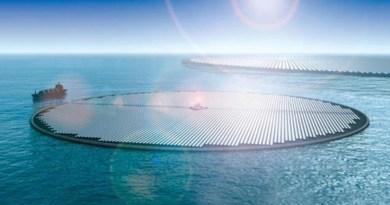 Millones de islas flotantes que transforman CO2 en combustible: la nueva thought para revertir el cambio climático