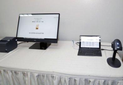 JCE realizará este sábado prueba focalizada de voto automatizado en 27 municipios del país