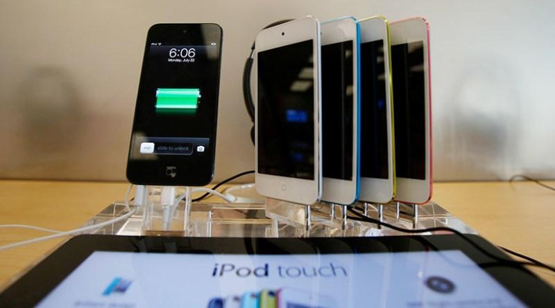Apple lanza un nuevo iPod Contact por primera vez desde 2015