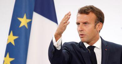 Macron anuncia reuniones separadas con Trump y Rohaní durante Asamblea de ONU