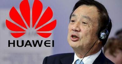 Presidente de Huawei responde a la polémica con EE.UU.