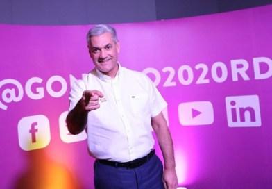 Gonzalo Castillo recibirá apoyo de Francisco Domínguez Brito y su equipo político esta tarde