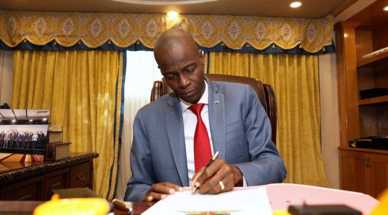 Presidente de Haití nombra una comisión para hablar con la oposición