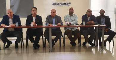 Juntos Podemos integra a su fila a Ernesto Selman yOnofre Rojas