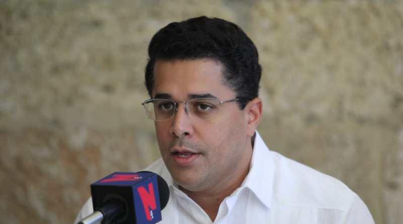 David Collado aclara no se ha reunido con ningún partido para tratar candidatura presidencial