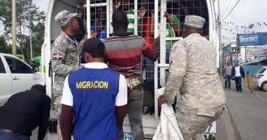DGM cube deportó más de 1700 extranjeros indocumentados en lo que va de mes
