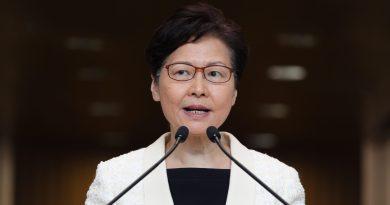 """Carrie Lam no ve """"factible"""" un debate sobre sufragio fresh en Hong Kong"""