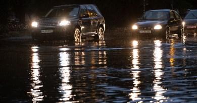 El COE aumenta a 23 las provincias en alerta por lluvias