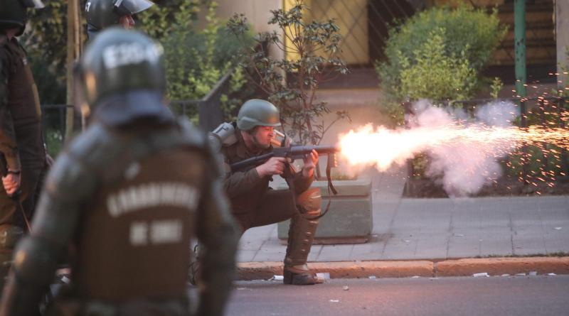 """Chile, """"en guerra"""" contra una violencia que deja ya una decena de muertos"""