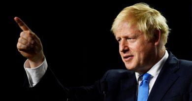 Boris Johnson apuesta por celebrar elecciones el 12 de diciembre
