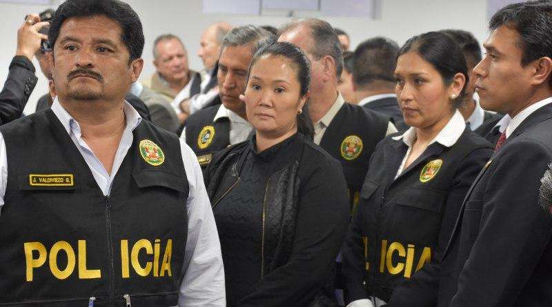 Testigo complica a Keiko Fujimori al afirmar que conocía aportes de Odebrecht