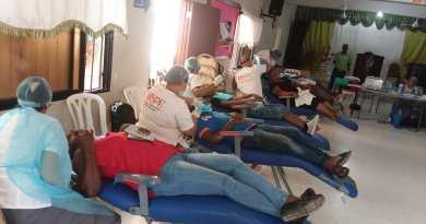 MOPC ofrece atenciones médicas y odontológicas en Haina a afectados por humareda