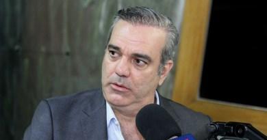 PRSD proclamará a Luis Abinader este domingo como su candidato presidencial