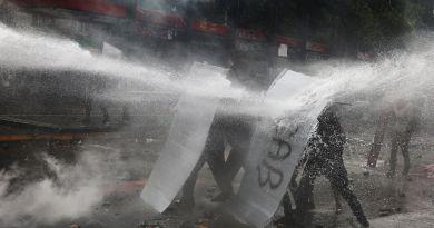 Gobierno chileno da ultimátum a Policía para aclarar violaciones de derechos