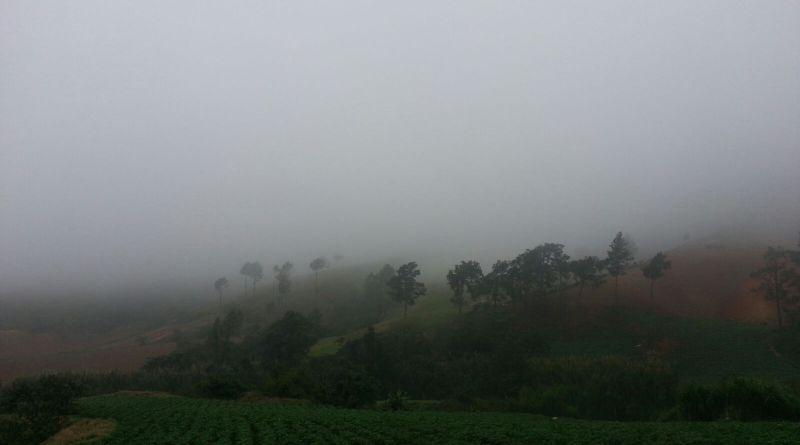 Pobladores de Tireo rechazan invernaderos proyectados en Cruz de Cuaba