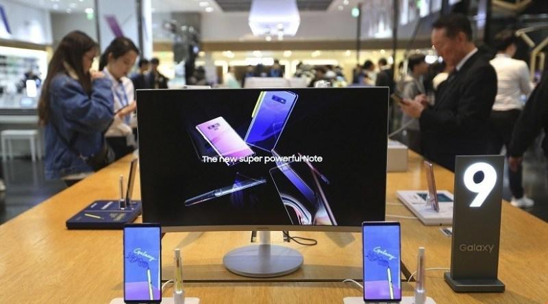 Samsung lanzaría cuatro modelos de Galaxy S10 que tendrían hasta 6 cámaras y respaldarían la red 5G