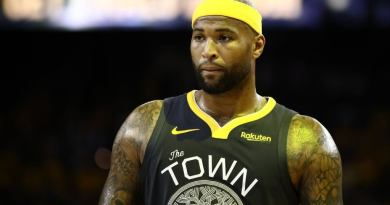 DeMarcus Cousins jugará en Los Angeles Lakers