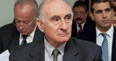 Fallece esta madrugada el ex presidente de Argentina Fernando de la Rúa