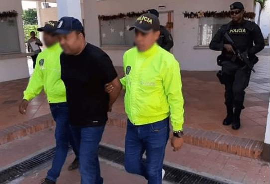 """César el Abusador se dejó capturar sin resistencia y se mantiene """"tranquilo""""; lo trasladan a Bogotá"""