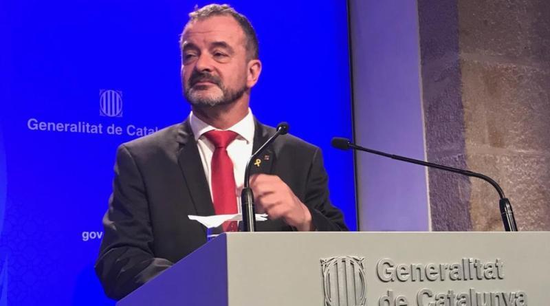 Disaster Catalana- Paralizan actividad de las delegaciones catalanas en Berlín, Londres y Ginebra