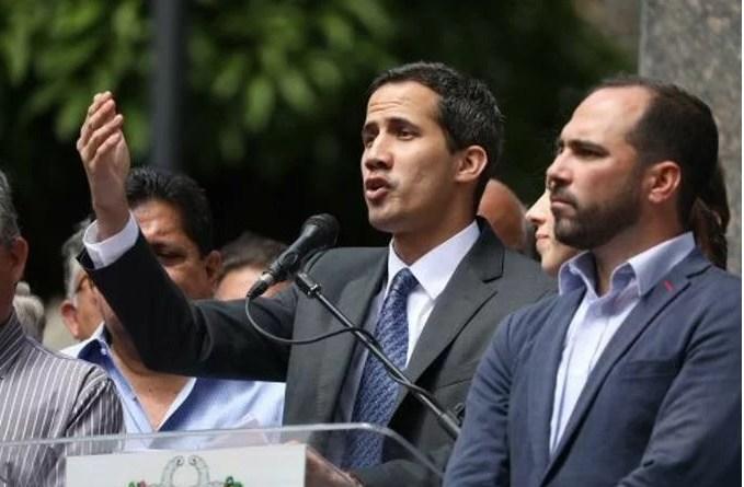 Guaidó convoca manifestación nacional para este viernes  en Venezuela