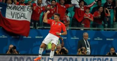 Chile se mete a cuartos con triunfo sobre Ecuador